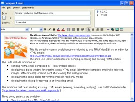 Composing email in TRichViewEdit