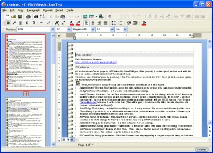 ScaleRichView Word Processor